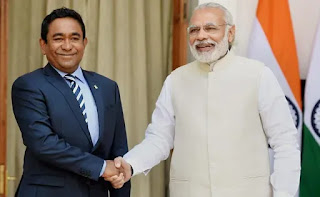 India-Maldives-Relations