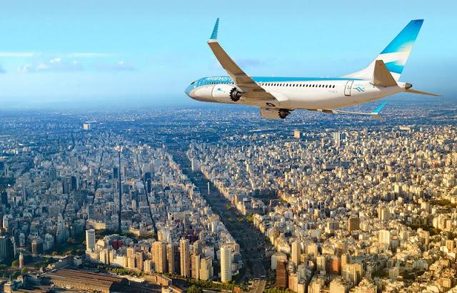 Como chegar em Buenos Aires de avião