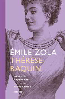 Portada del libro Teresa Raquin para descargar en pdf gratis