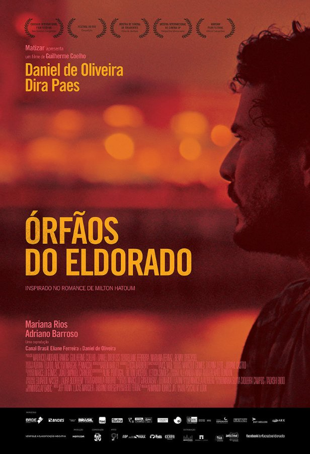 Poster do filme Órfãos do Eldorado