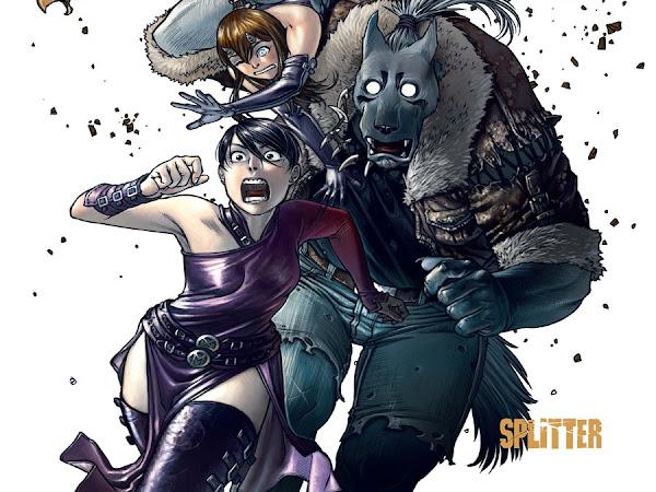 [Comic] Präsentation Freaks' Squeele Hauptserie