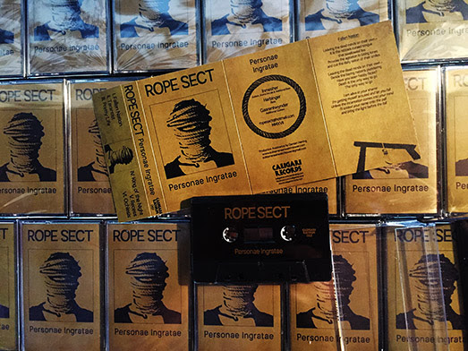 ROPE SECT - Personae Ingratae - Out On Tape Now