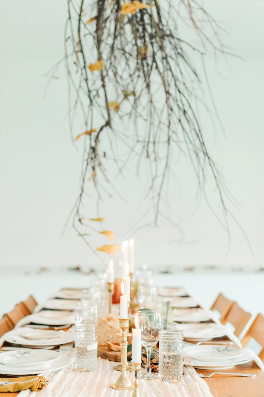 Harvest Farm to Table Editorial at Norman Farms in Eatonville, Washington, by Something Minted Photography