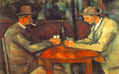 The Card Player – Paul Cezanne