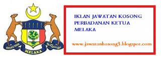 Iklan Jawatan Kosong Perbadanan Ketua Melaka