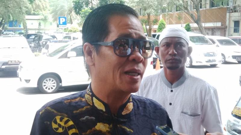 Anton Medan sambangi Polda Metro Jaya