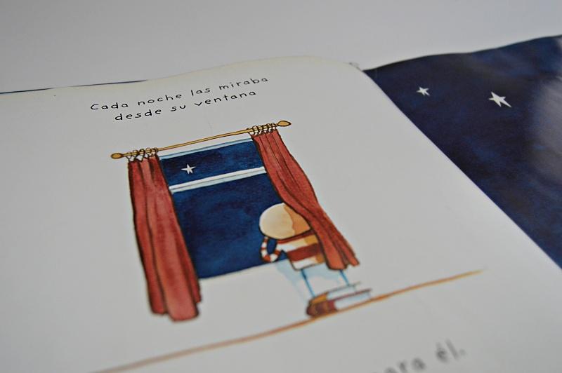 album ilustrado oliver jeffers como atrapar una estrella