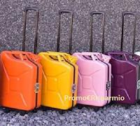 Logo Vinci gratis un coloratissimo Trolley G-Case