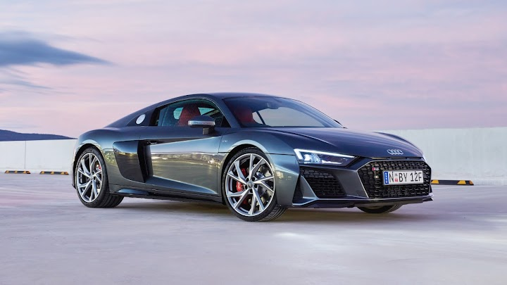 Audi R8 V10 Rwd Coupe 2020 Hd Wallpaper