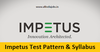Impetus Technologies Test Pattern