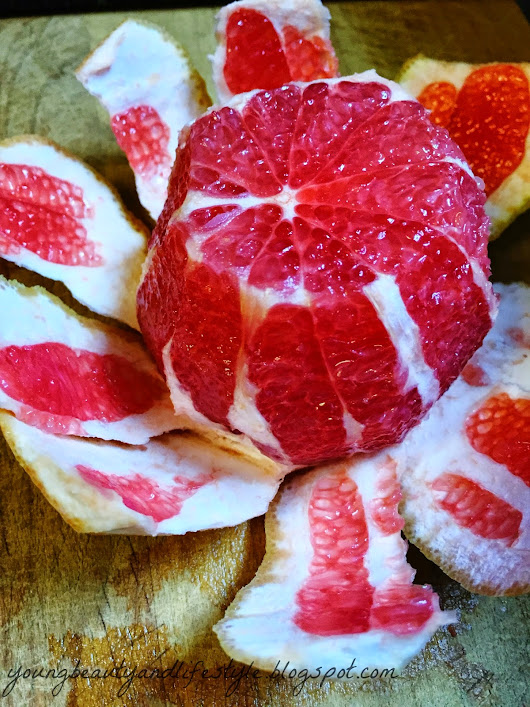 How To: Cut Grapefruit so it's easy to eat!