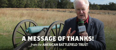 Happy Thanksgiving from the American Battlefield Trust