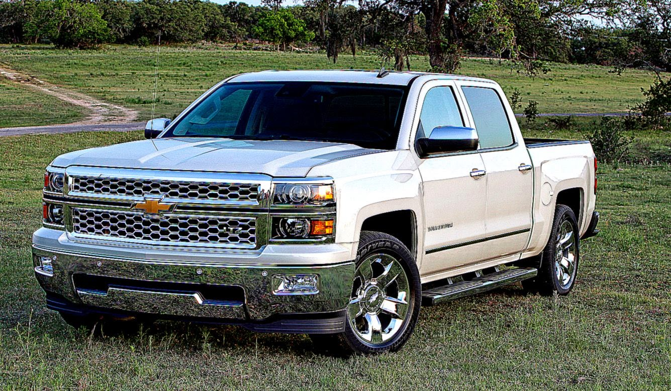Chevy Ss Pickup Truck Wallpapers