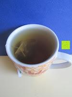 Teetasse: GrüNatur Gesundheitsapotheke - Ingwer-Tee