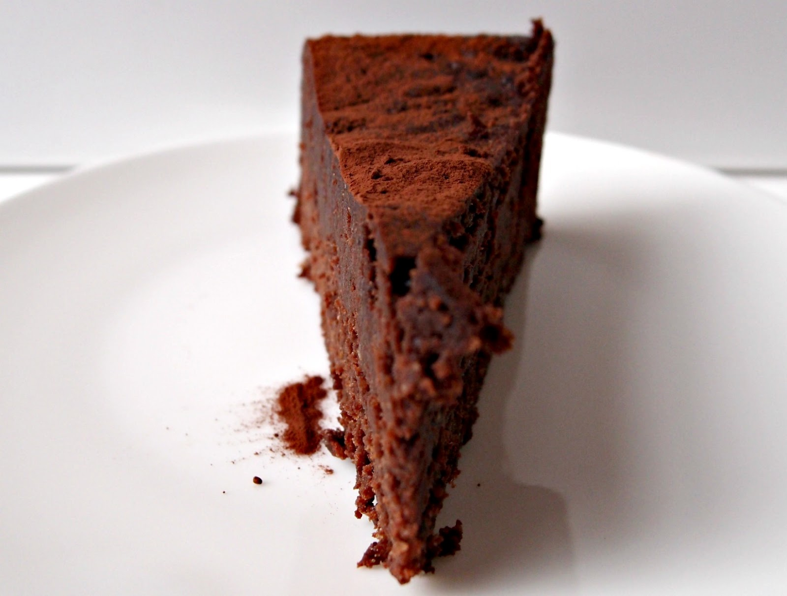 Donna Hay No Time To Cook Flourless Chocolate Cake