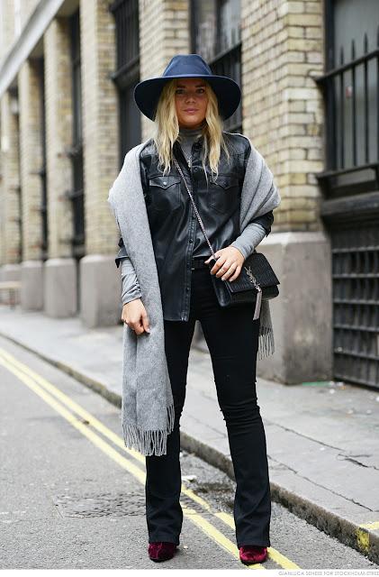 Actualizar el estilo con 55 años inspiración street style -Kate Moss-