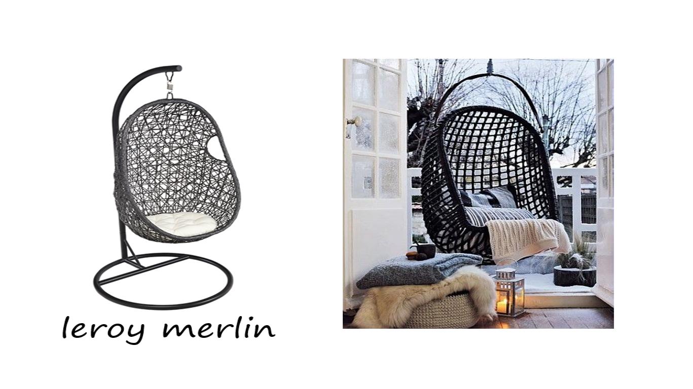 White glam correio do leitor cadeira baloi o - Lejas leroy merlin ...