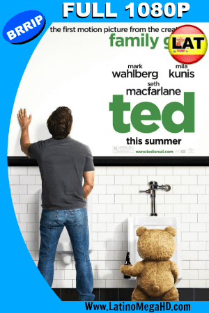 Ted (2012) Version Extendida Latino Full HD 1080P ()