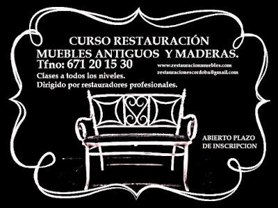 Restauracion muebles cursos de restauraci n y - Restauracion muebles antiguos ...