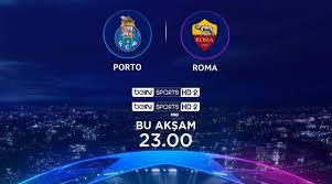 Porto - Roma Canli Maç İzle 06 Mart 2019