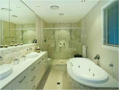 Bathroom Spa Decorating Ideas Pictures
