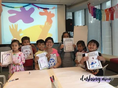 Promil iShine Art Camp with Teach Kara