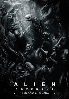 Quái Vật Không Gian: Khế Ước - Alien: Covenant