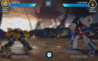 TRANSFORMERS Forged to Fight Gameplay