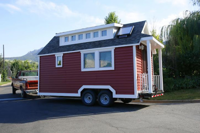 Plastic Tiny House