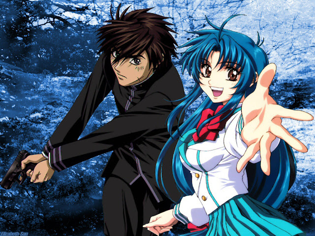 Full Metal Panic! Invisible Victory: Tráiler