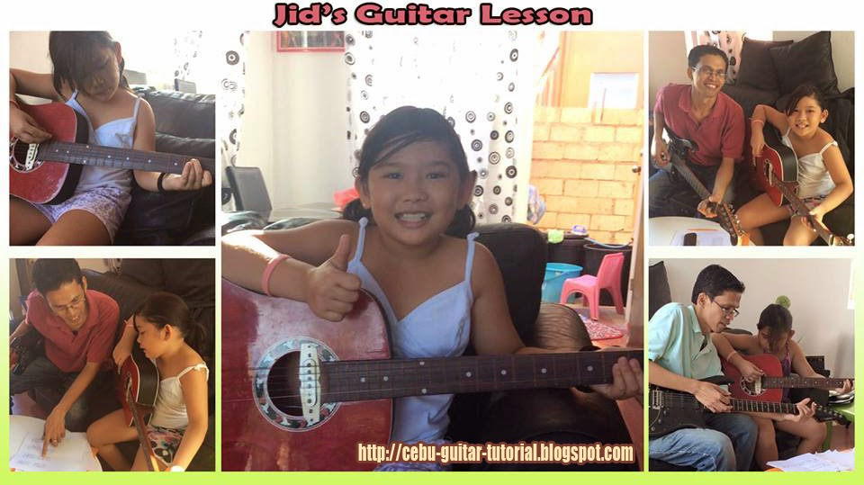 Cebu Guitar Tutorial, Cebu Guitar Lessons, Cebu Affordable Guitar Lessons