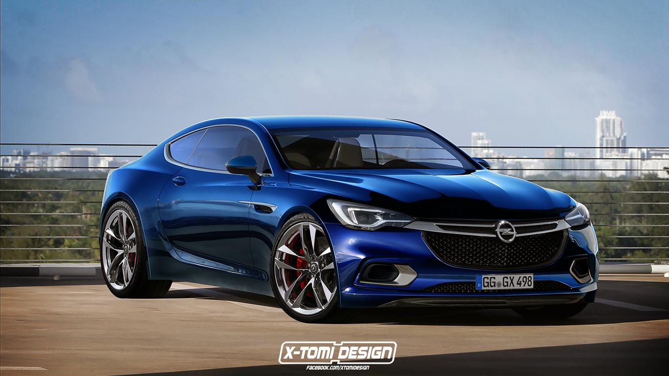 X-Tomi Design: Opel Calibra