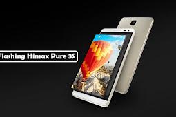 Cara Flashing Himax Pure 3S