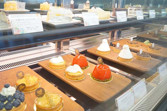 DSC01989 - 熱血採訪│隱藏在台中七期的藍帶甜點,金心盈福Cuore D'oro法義甜點