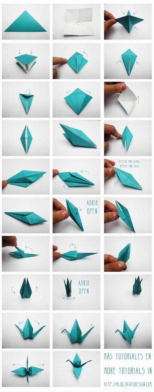 Simple And Easy Origami Butterfly