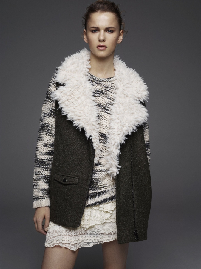Pull & Bear Lookbook Fall/Winter 2012