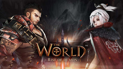 Download Game Android Gratis The World 3: Rise of Demon apk + obb