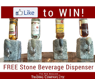 Enter the Stone Beverage Dispenser Giveaway. Ends 3/31