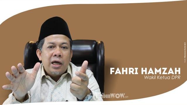 Tanggapi 'Meme dan Berita Dukung Jokowi' Fahri Hamzah: Kalau Mau Saya Dukung, Berubah Dong