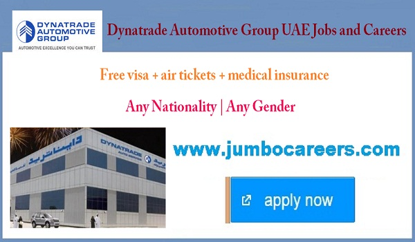 Direct free recruitment jobs in UAE, UAE latest office jobs for Indians,