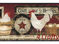 4 Crafty Chicks #417 - Back to School Twist