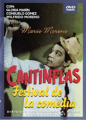 Cantinflas: Festival de La Comedia 1939 DVDR NTSC Latino