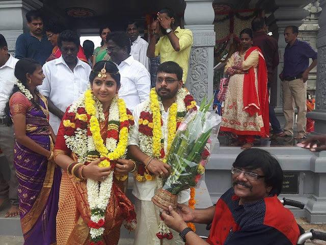 Director Raju Murugan Wedding Photos