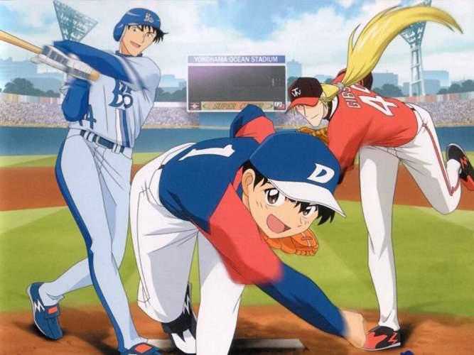 Anime yang Mirip dengan Diamond no Ace