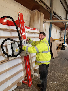 SmithField Timber choose reliability for their Customers