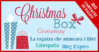 Christmas Box Giveaway-20 cartacei in palio!