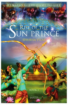 Rise of the Sun Prince by Shubha Vilas