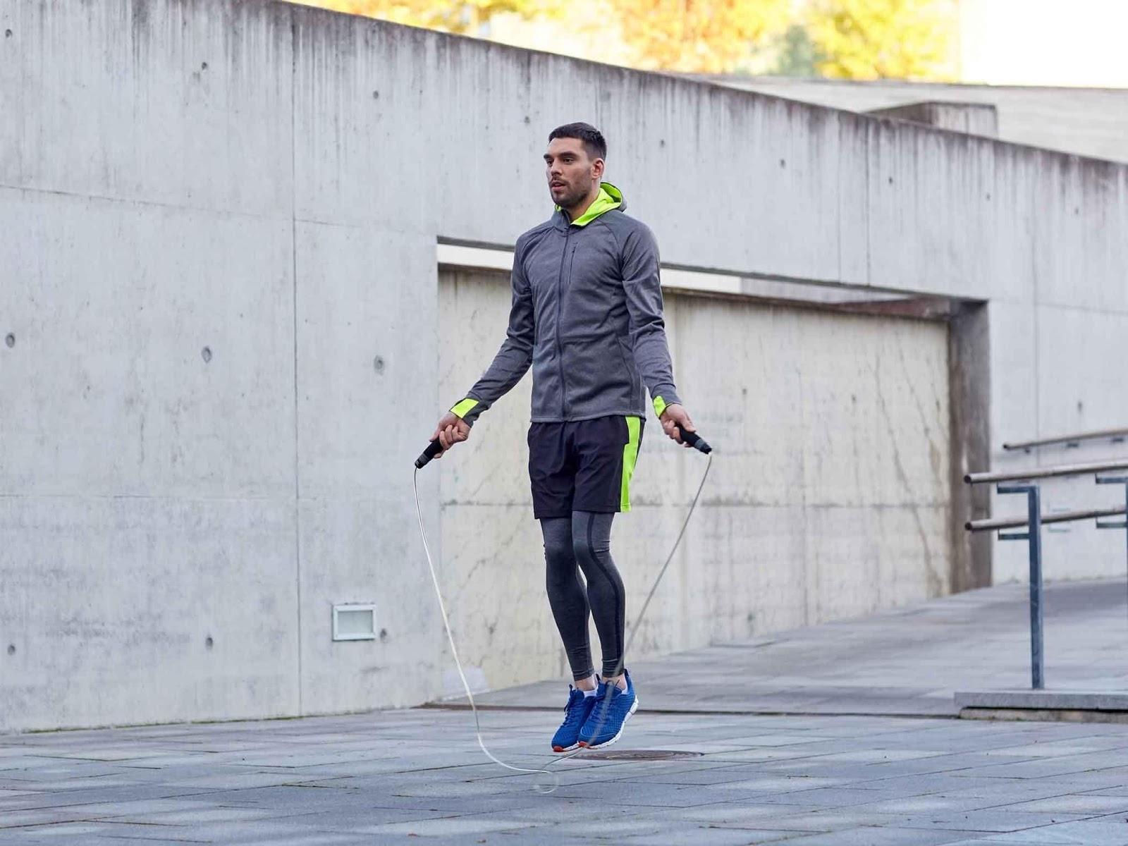Olahraga Peninggi Badan - Lompat Tali