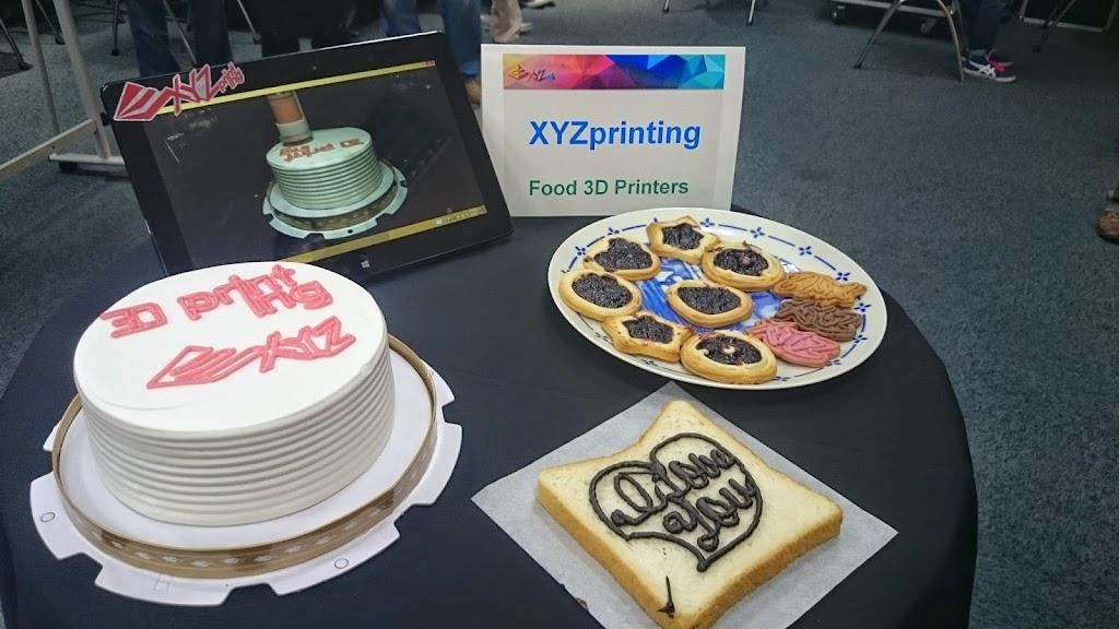 3D食物列印機明年量產,巧克力、餅乾、比薩通通都能印|數位時代