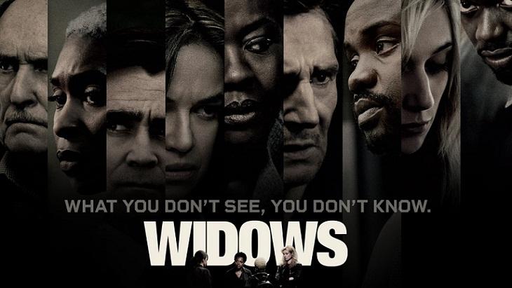 Widows, Kisah Para Wanita yang Merancang Perampokan Besar